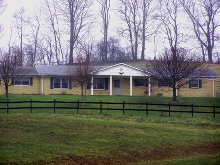 3bd/3ba Home On 11.89 Acres : Troutdale : Grayson County : Virginia