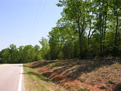 3 Acres Hardwood Trees : Cleveland : White County : Georgia