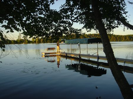 Dock Your Dreams At Mohawksin Point : Tomahawk : Lincoln County : Wisconsin