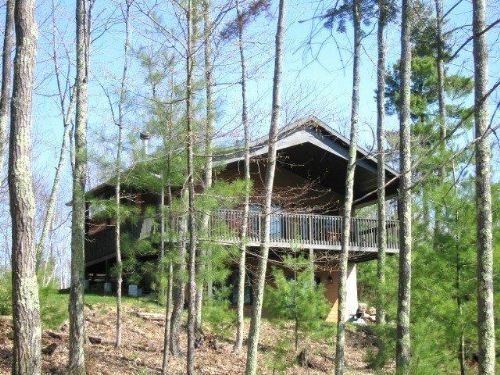 Perch Lake Home In Three Lakes : Three Lakes : Oneida County : Wisconsin