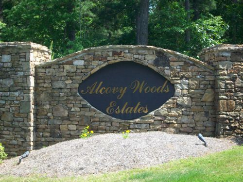 Auction Of 2 Residential Lots : Lawrenceville : Gwinnett County : Georgia