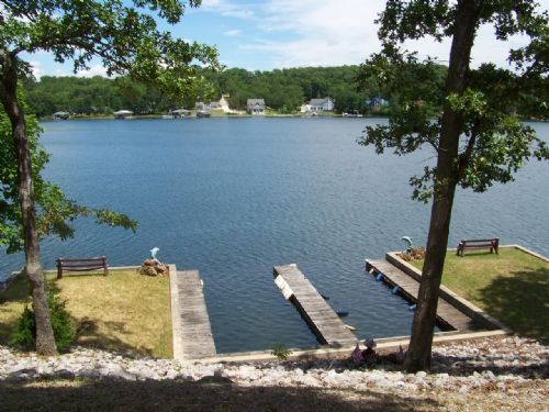 Gorgeous Lake Front Lot : Perryville : Perry County : Missouri