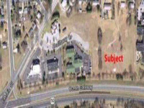 Bank Owned Auction: 7+ Acres : Salisbury : Wicomico County : Maryland
