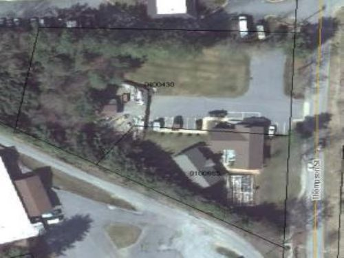 Bank Owned Auction: Commercial Lot : Hendersonville : Henderson County : North Carolina