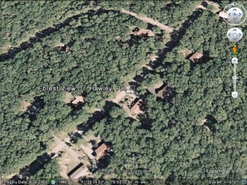 Lot For Sale : Hawley : Pike County : Pennsylvania