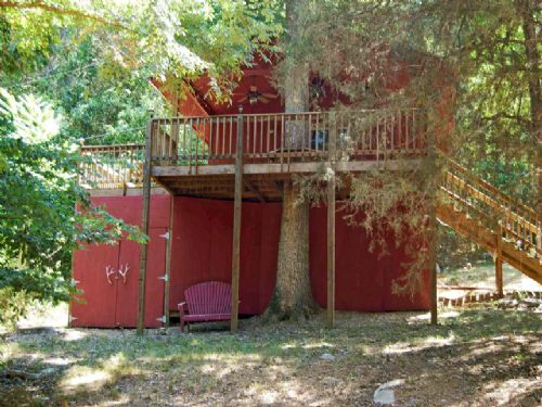 Cabin Retreat, 3 Acres, Near Creek : Mountain View : Stone County : Arkansas