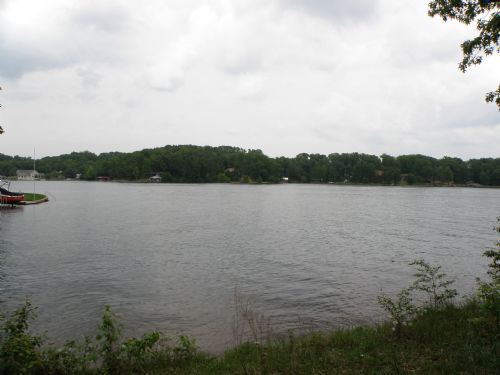 Beautiful Lot On The Lake : Perryville : Perry County : Missouri