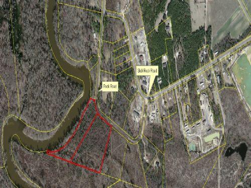 Unique Riverfront Property : Goldsboro : Wayne County : North Carolina