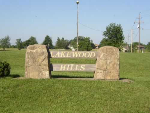 Lakewood Hills Lots For Sale : Ozawkie : Jefferson County : Kansas