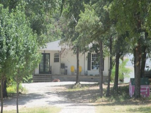 10 Acre Horse Setup Plus Home : Coleman : Johnston County : Oklahoma