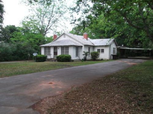 20 Acres With Cottage : Marion : Perry County : Alabama