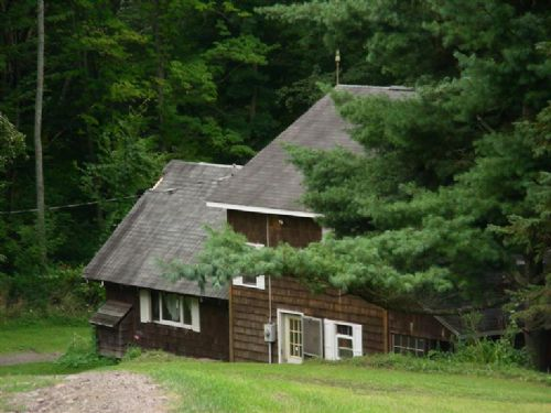 Horse Hobby Farm : Franklin : Delaware County : New York