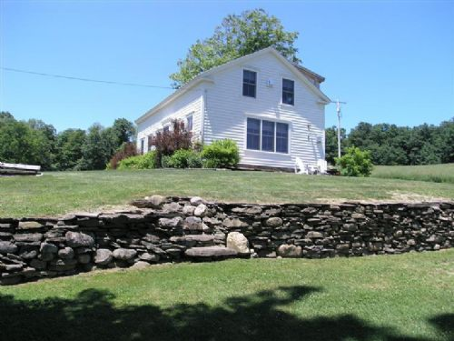 Beautiful Greek Revival Home : Otsego : Otsego County : New York