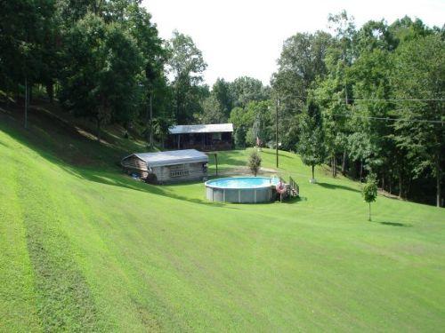 2 Cabin Retreat : Le Roy : Roane County : West Virginia