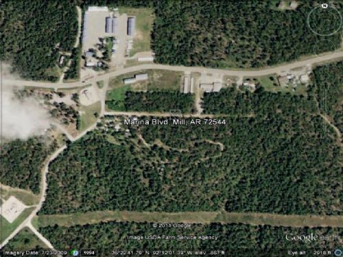 Lot For Sale : Mill : Baxter County : Arkansas