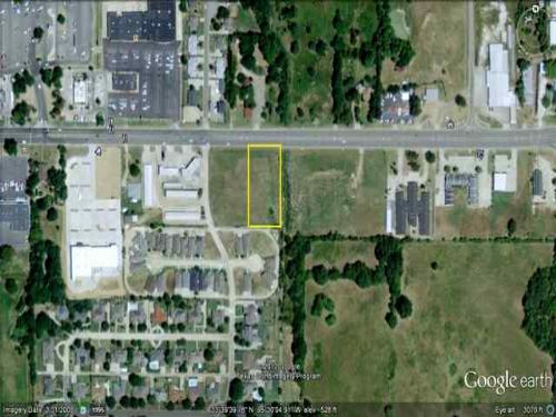 1+ Acre - Prime Commerical (#26127) : Paris : Lamar County : Texas
