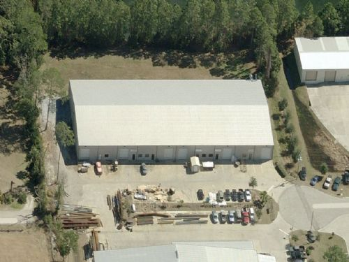 Auction Of ± 25,300 Sf Warehouse : Deland : Volusia County : Florida
