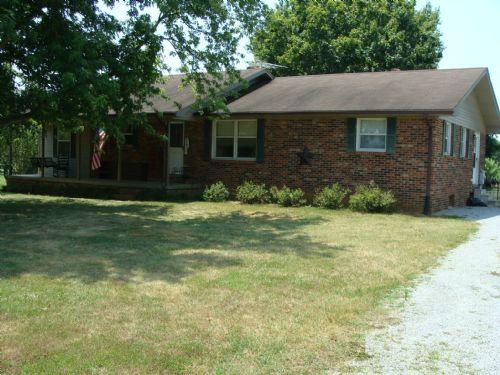House Mobile Home 5.6 Acres : Glasgow : Barren County : Kentucky