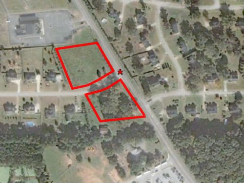 2 Parcels On Fairview Road : Stockbridge : Henry County : Georgia
