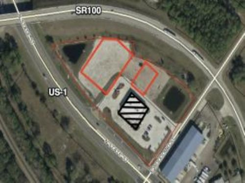 Bank Owned Auction: Retail Develop. : Brunell : Flagler County : Florida