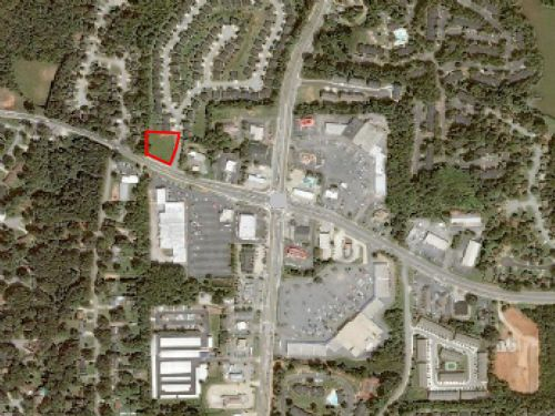 Commercial Lot On Redan Road : Stone Mountain : DeKalb County : Georgia