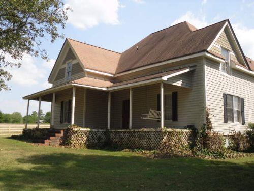 1900s Farm House Restored On 2 Ac : Monroe : Walton County : Georgia