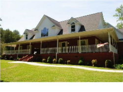Large Home With Acerage : Rock Spring : Walker County : Georgia