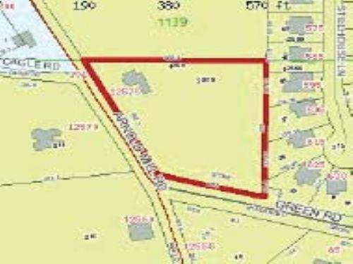 Arnold Mill @ Green Road : Alpharetta : Fulton County : Georgia