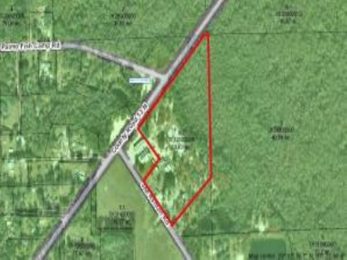 Bank Owned Auction: 10.63 Acres : St Augustine : Saint Johns County : Florida