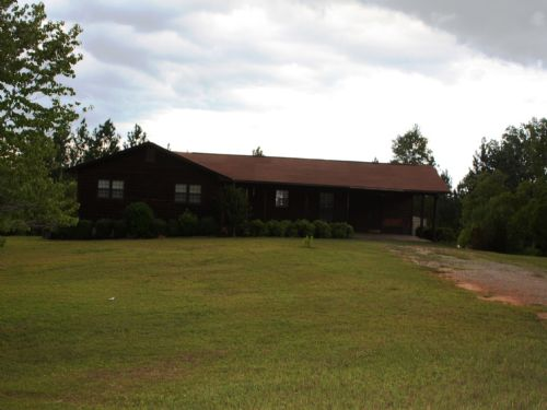 House And 10 Acres In The Country : Davidston : Tallapoosa County : Alabama