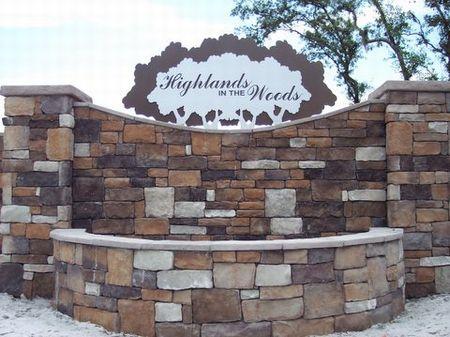 Highlands In The Woods : Lakeland : Polk County : Florida