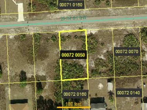 Vacant Lot For Sale : Lee : Lee County : Florida