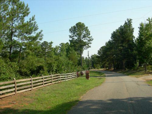 Large Residential Lots : Crawford : Oglethorpe County : Georgia