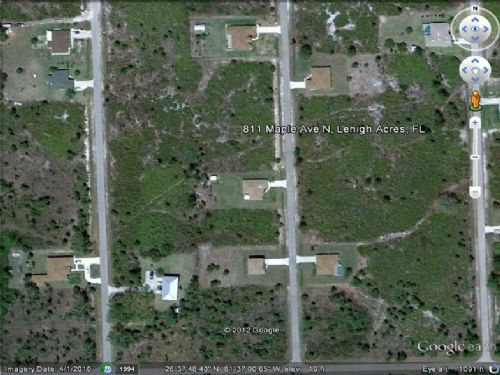 2 Lots For Sale : Lee : Lee County : Florida