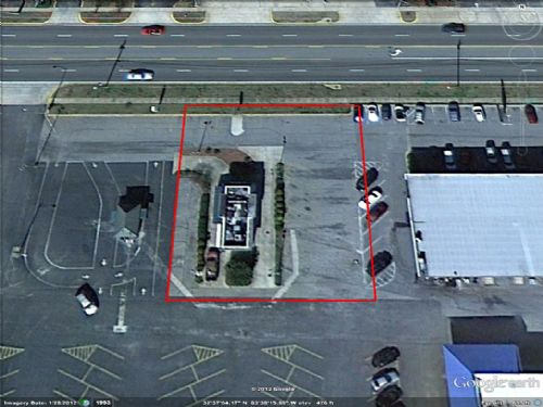 Prime Commercial Property For Sale : Warner Robins : Houston County : Georgia