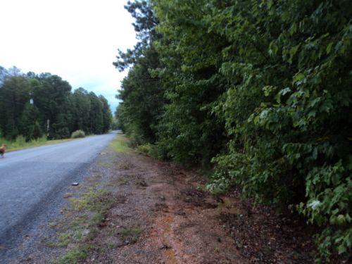 3+/- Acres Near Talladega, Homesite : Munford : Talladega County : Alabama