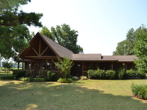 Hunting Lodge : Brinkley : Monroe County : Arkansas