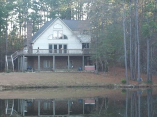 5+ Acres In Cheraw : Cheraw : Chesterfield County : South Carolina