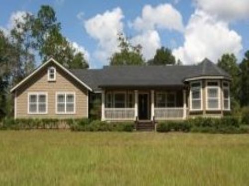 334710- Stunning Country Home : High Springs : Gilchrist County : Florida