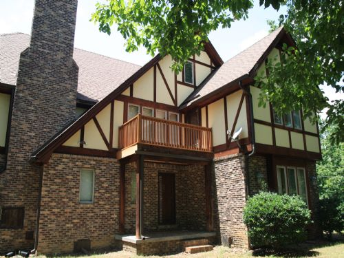 Internet Auction 5 Br English Tudor : Summerville : Chattooga County : Georgia