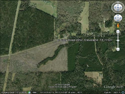 Lot For Sale : Cleveland : Liberty County : Texas