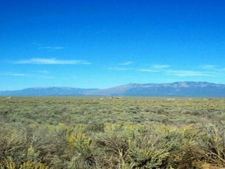 Carson Estates Unit 5 Blk 156 Lot B : Taos : Taos County : New Mexico