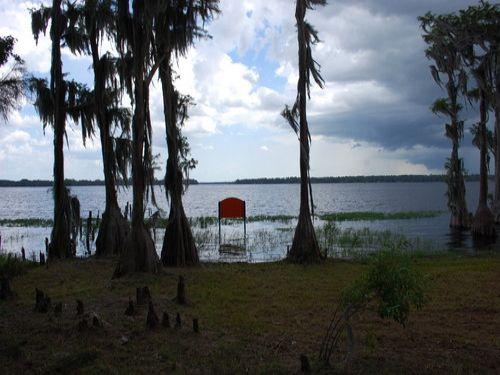 Reduced - Lake Santa Fe - Wl-059 : Keystone Heights : Bradford County : Florida