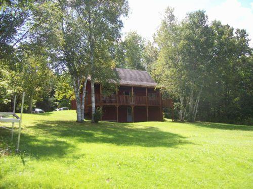 Moosehead Lake River House : Rockwood : Somerset County : Maine