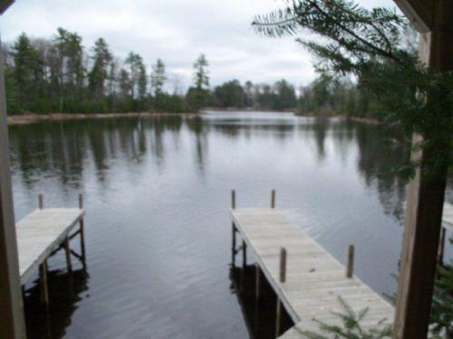 Island Lake Lot, Unit 54 : Manitowish Waters : Vilas County : Wisconsin