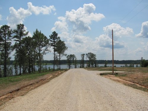 0.595 Acre Water View Lot : Huntingdon : Carroll County : Tennessee