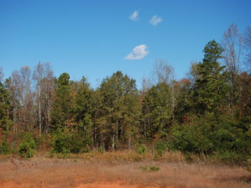 10 Acre Wooded Tract : Moore : Spartanburg County : South Carolina
