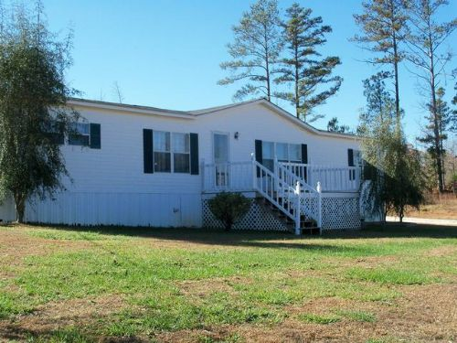 8+/- Acres & Home On Gentry Drive : Ashland : Clay County : Alabama
