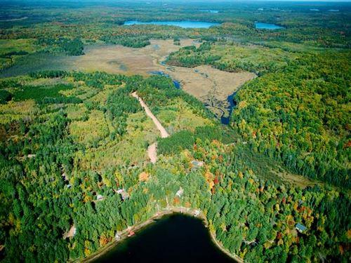 Pristine Waters Preserve, Lot 6 : Minocqua : Oneida County : Wisconsin