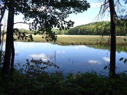 Pristine Waters Preserve, Lot 9 : Minocqua : Oneida County : Wisconsin